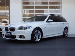 BMW523iツーリング Mスポーツ HDDナビ ACC 地デジ