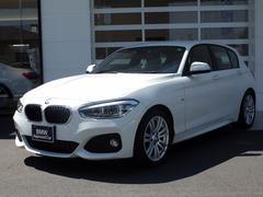 BMW118i Mスポーツ HDDナビ ETC コンフォートP