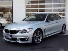BMW428iクーペ Mスポーツ 地デジ ヘッドアップD ACC