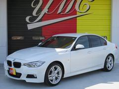 BMW320d Mスポーツ 18インチアルミ 純正HDDナビ