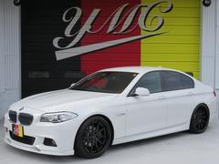 BMW523i Mスポーツ HAMMANスポイラー 車高調