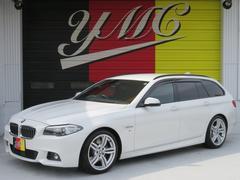 BMW523dツーリング Mスポーツ 純正19AW パワートランク