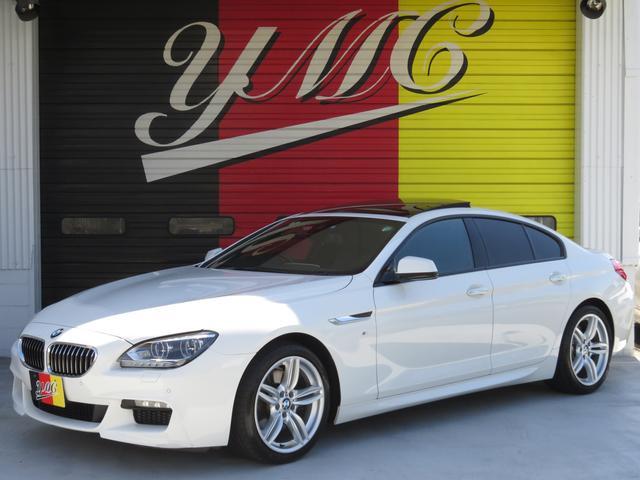 BMW 6シリーズ 640iグランクーペ Mスポーツ サンルーフ ...
