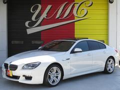 BMW640iグランクーペ Mスポーツ サンルーフ 黒革 19AW