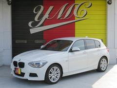 BMW116i Mスポーツ 純正17AW 純正HDDナビ キセノン
