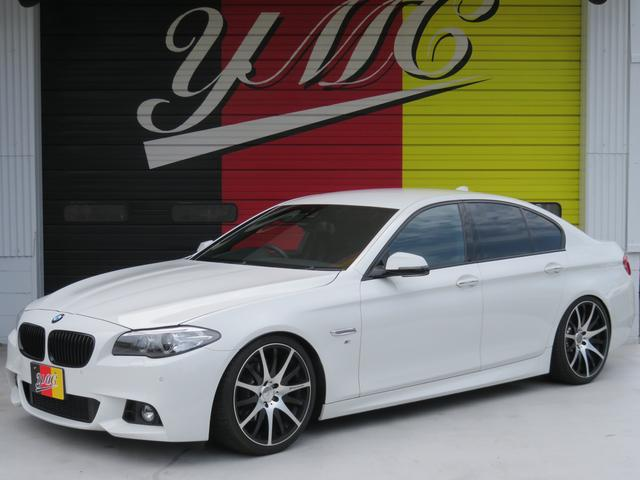 BMW 5シリーズ 523i Mス...