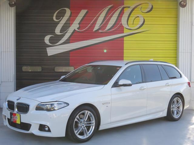 BMW 5シリーズ 523dツーリ...