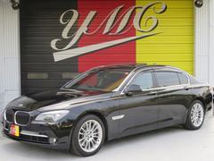 BMW750Li 黒革 サンルーフ 19AW ベンチレーション