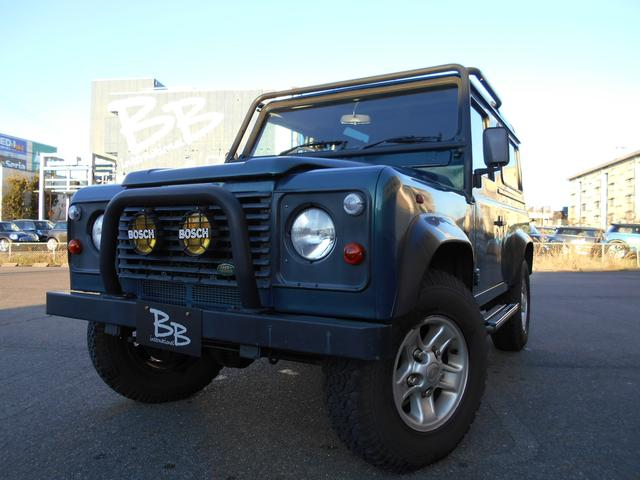 Photo of LAND_ROVER LAND ROVER DEFENDER 90SW 50TH ANNIVERSARY MODEL / used LAND_ROVER