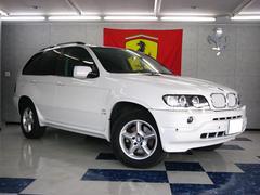 BMW X53.0i 左ハンドル 革SR