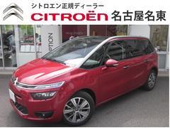 シトロエン グランドC4 ピカソ元試乗車 新車保証継承 高性能ドライブレコーダー付