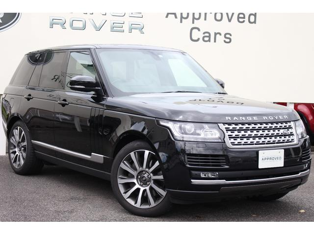 Photo of LAND_ROVER RANGE ROVER VOGUE / used LAND_ROVER