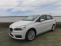 BMW218dグランツアラー Luxury
