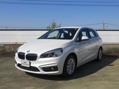 BMW218dActiveTourer Luxury