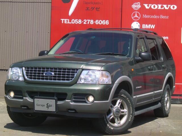 フォード XLT 4WD 社外ナビTV キセノン カスタムマフラー