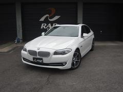 BMWアクティブハイブリッド5 サンルーフ 禁煙車 クルコン