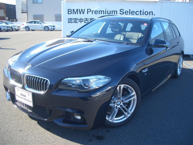 BMW 5シリーズ 523dツーリング Mスポーツ デモカー サン...