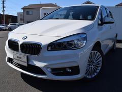 BMW218dグランツアラー ラグジュアリー 弊社社有車
