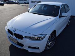 BMW320i Mスポーツ 弊社社有車 レザー ACC 19AW