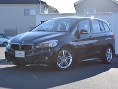 BMW218iグランツアラー Mスポーツ コンフォートP デモカー