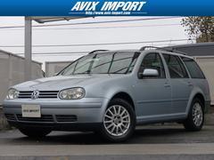 VW ゴルフワゴンアインス 右H 正規D車 IV最終型 特別限定車 15AW