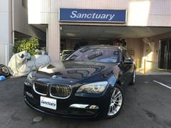 BMW750iMスポーツパッケージ 左H サンルーフ 地デジ