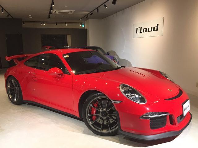 ポルシェ 911GT3 クラブスポーツ スポクロ エグゾ