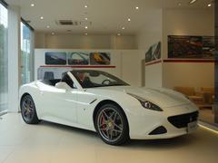 フェラーリ カリフォルニアT新車保証継承 7年メンテナンスプログラム