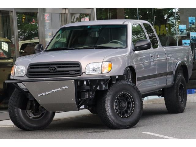 米国トヨタ アクセスキャブ リミテッド 4X4 新車並行