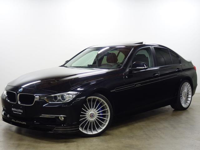 BMWアルピナ ビターボ リムジン 全国1年保証 1オーナー 20AW SR