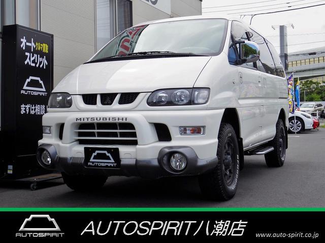 三菱 シャモニー 4WD バックカメラ ETC LEDヘッドライト