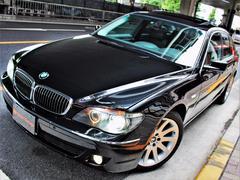 BMW750i コンフォートP サンルーフ 左H Bカメラ 地デジ