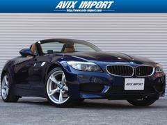 BMW Z4sDrive20i Mスポーツ 茶革 HDDナビ 18AW