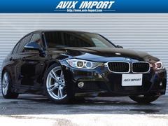 BMW320i Mスポーツ 8速AT ACC 車高調 禁煙1オナ