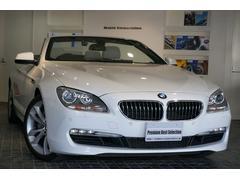 BMW640iカブリオレ プラスPKG ベージュ革 TVキット