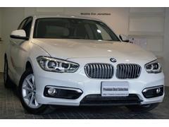 BMW118d スタイル ドライビングアシスト パーキングサポート