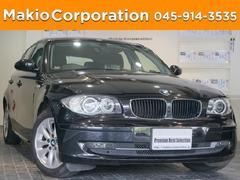 BMW116i 後期 1オーナー キセノン HDDナビ 禁煙