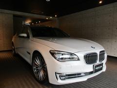 BMW750i後期型 コンフォートPKG ACC  LDW