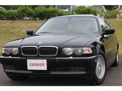 BMW750iL ベージュインテリア HIDヘッドライト ETC