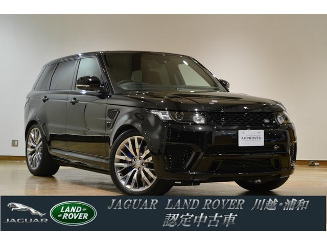 Photo of LAND_ROVER RANGE ROVER SPORT SVR / used LAND_ROVER