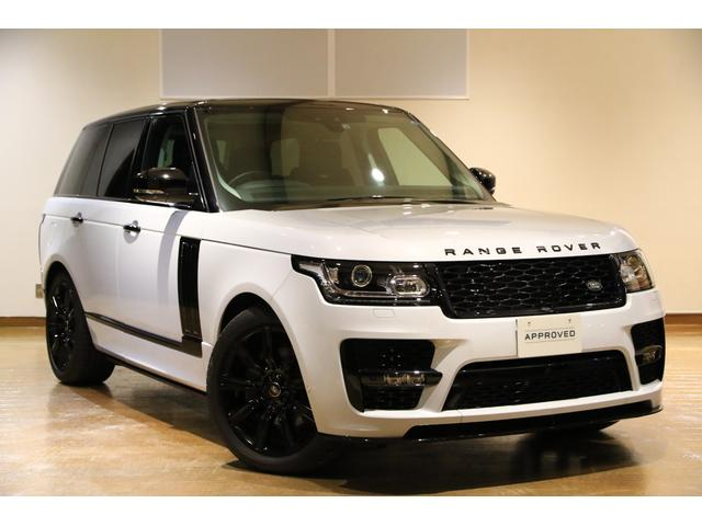Photo of LAND_ROVER RANGE ROVER SVO DESIGN EDITION / used LAND_ROVER