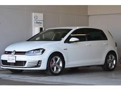 VW ゴルフGTI純正ナビ Rカメラ 登録済未使用車 新車保証継承