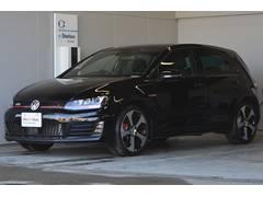 VW ゴルフGTIDCCpkg 18インチAW 登録済未使用車 新車保証継承