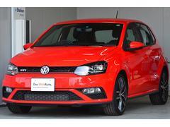 VW ポロGTIナビ ETC2.0 Rカメラ LEDライト 認定中古車