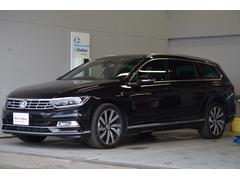 VW パサートヴァリアントTSI Rライン ナビ Rカメラ ワンオーナー 認定中古車