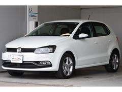 VW ポロハイライン 1オーナー ナビRカメラ LEDライト 保証継承