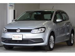 VW ポロTSIコンフォートライン ナビ Rカメラ ACC 認定中古車