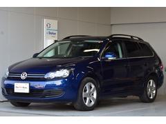 VW ゴルフヴァリアントTSIトレンドライン BMT 新品ナビ ETC 認定中古車