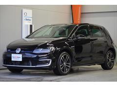 VW ゴルフGTEナビ Rカメラ LED メーカー試乗車 認定中古車