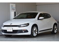 VW シロッコ2.0TSI ナビ ETC 茶革内装 認定中古車